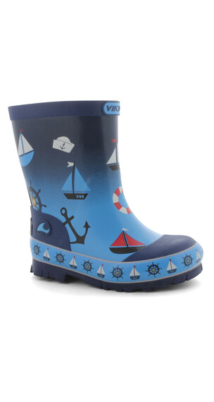 Viking Seilas Boots Kids navy/blue